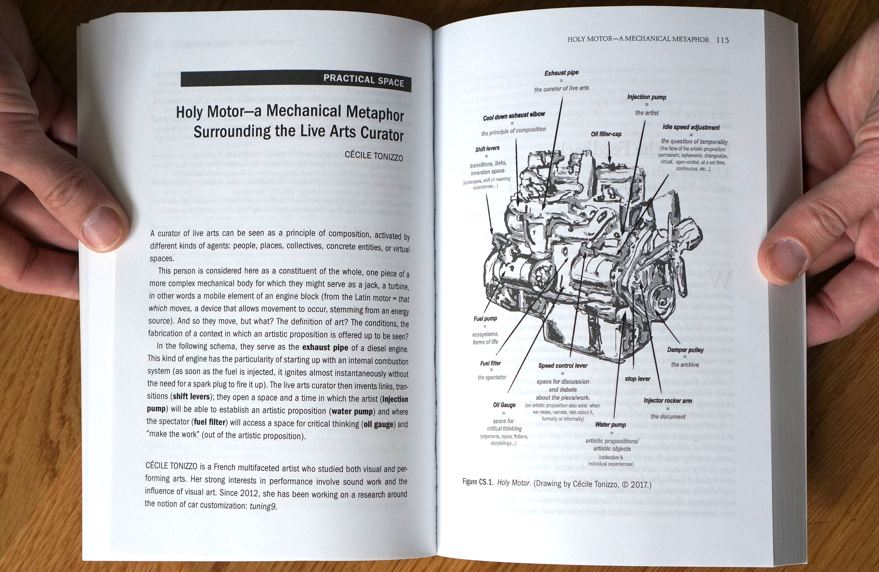 Image cover for holy motor